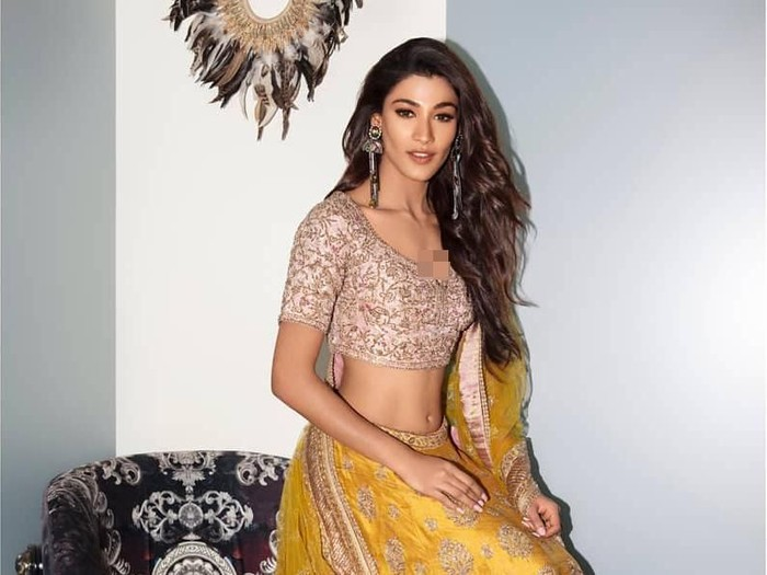 Miss Universe India Nehal Chudasama. Foto: Instagram