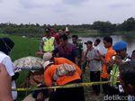Seorang Pemancing Tewas Tenggelam di Sungai Serang Grobogan