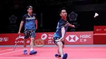 Awal Mulus Kevin/Marcus di Malaysia Masters
