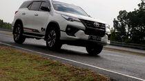 Ekspor Toyota Tetap Moncer di Awal 2019, Fortuner Jadi Jagoannya