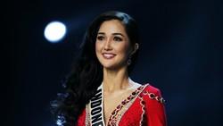 Rahasia Tubuh Ideal Sonia Fergina Citra di Miss Universe 2018