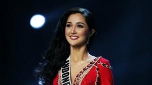 H-2 Miss Universe 2018, Finalis Indonesia Sonia Fergina Kangen Dipeluk Mama