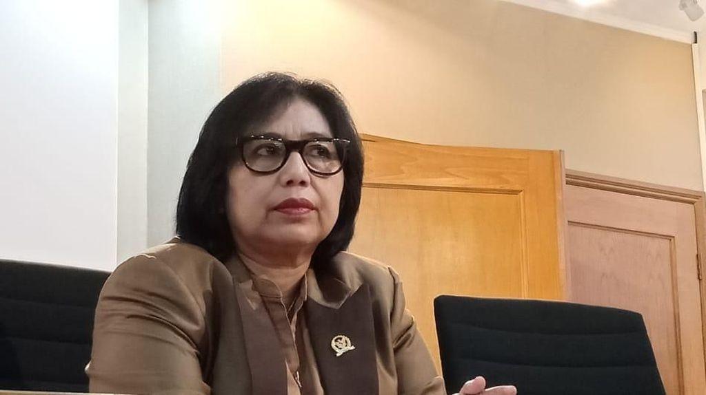 TKN Jokowi Sindir Anies Tak Support Polisi Korban Aksi 22 Mei