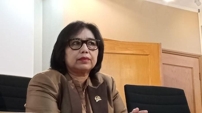 Irma Suryani Chaniago (Samsudhuha Wildansyah/detikcom)