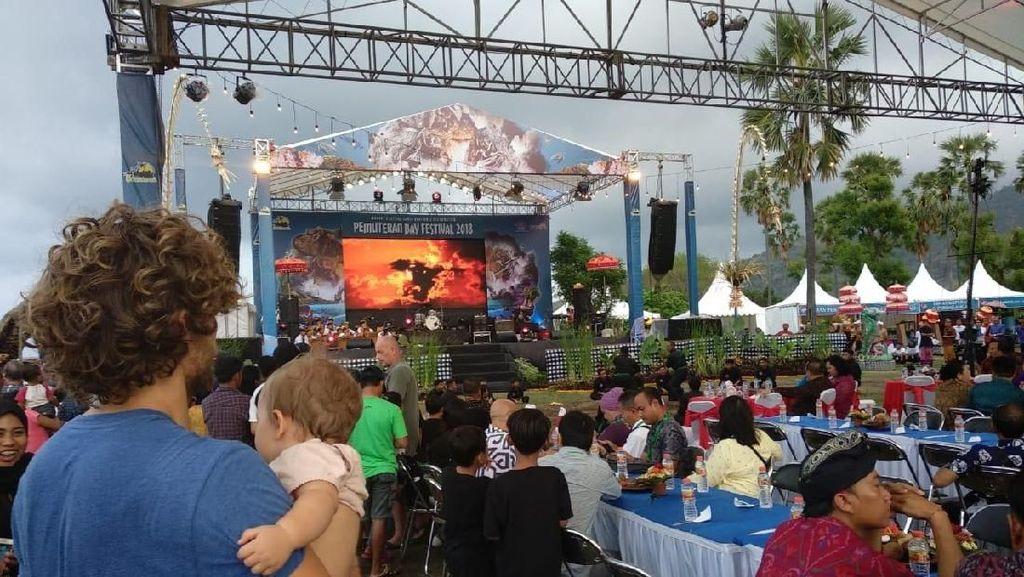 Pemuteran Bay Festival 2018 Turut Mendukung Konservasi Terumbu Karang