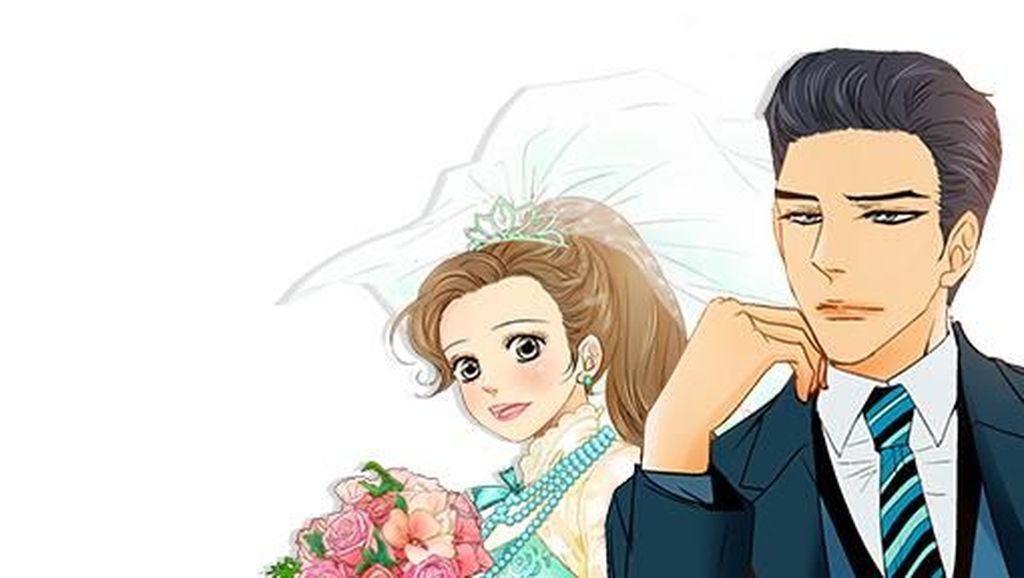 Terpopuler di Google, 3 Fakta tentang Webtoon Honey Honey Wedding