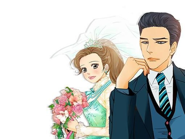 Terpopuler di Google, 3 Fakta tentang Webtoon Honey Honey Wedding Foto: Istimewa
