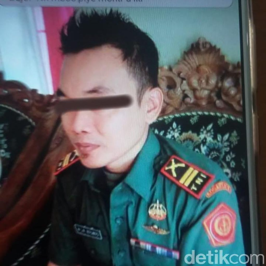 TNI Gadungan di Lamongan Diciduk, Ngaku Bisa Mutasi ASN