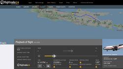 Pesawat Militer Antonov yang Meraung di Pantura Jenis Kargo, Angkut Apa?