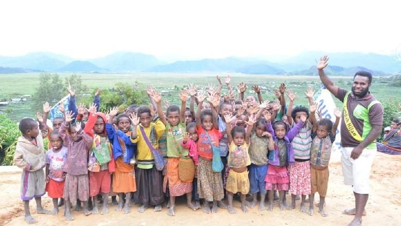Trauma Aksi KKSB, Tenaga Pengajar Enggan Kembali ke Nduga Papua
