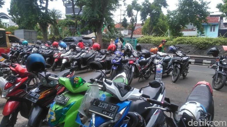 Pungut Biaya Parkir Rp 50 Ribu, 4 Jukir Liar di Makassar Diciduk