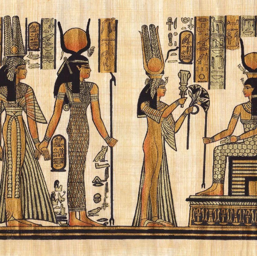 Terungkap! Ini Makanan Para Raja dan Warga Mesir di Era Mesir Kuno