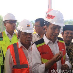 Cerita Jokowi Banyak yang Sangsi saat Awal Bangun Jalan Tol