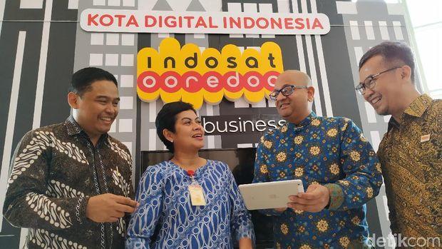 Tentang Sepak Terjang dan Misi Indosat Terjun ke Smart City