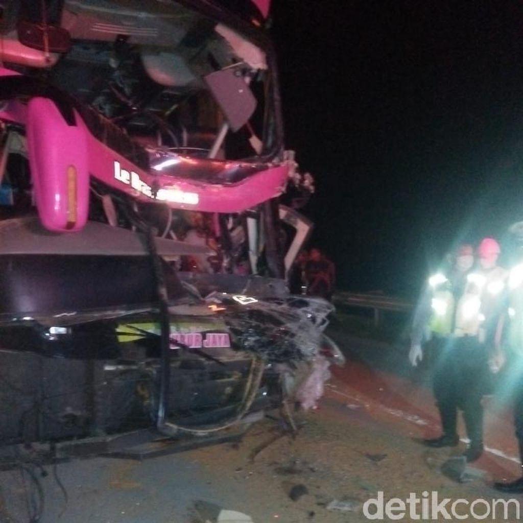 Kecelakaan Bus MTsN Boyolali di Ngawi Diduga Kelalaian Sopir