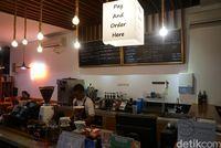 Coffee bar (Shinta/detikTravel)