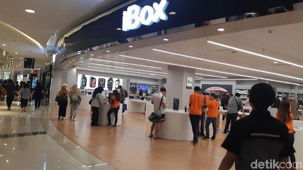Penjualan Perdana iPhone di Jakarta Ramai, tapi...