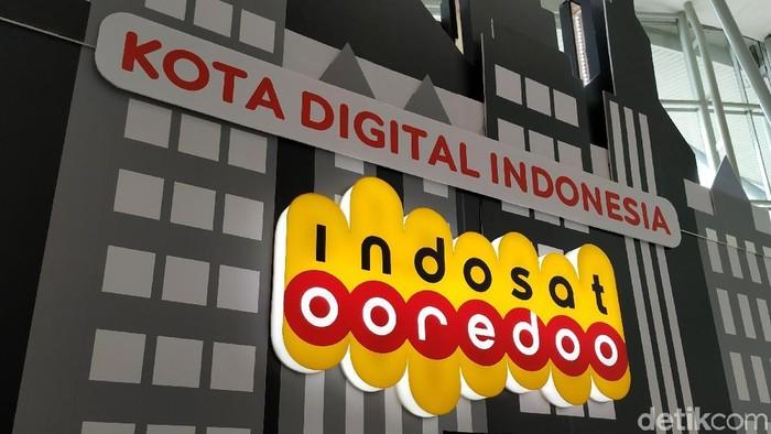 Indosat, Kota Digital Indonesia