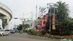 Rugi Sampai Rp 5 M, Pemkot Palembang Segel 146 Reklame Bandel