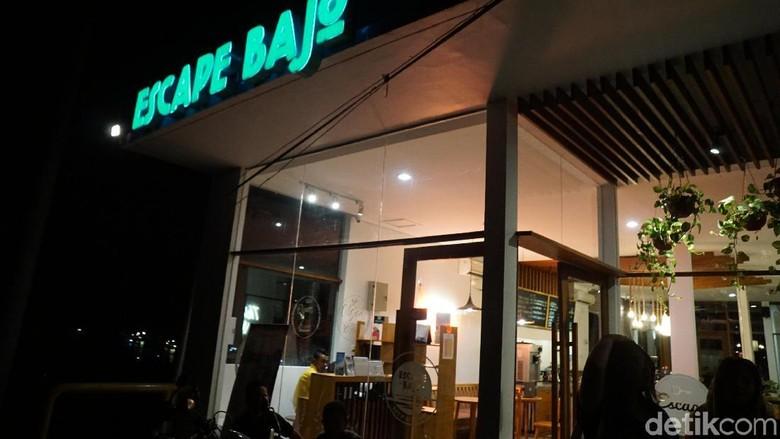 Kafe Escape Bajo (Shinta/detikTravel)