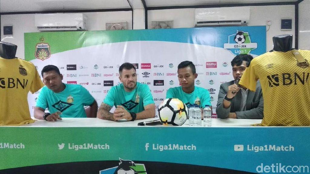Hadapi Klub Liga 3, Bhayangkara FC Tak Mau Terpeleset