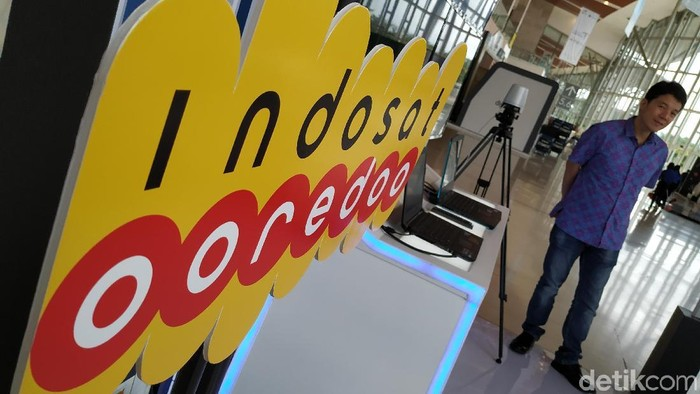 Indosat, Kota Digital Indonesia, Head of Business Development IoT & Smart City Indosat Ooredoo Hendra Sumiarsa