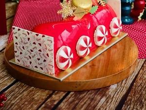 Kalau Tak Sempat Bikin, Beli Kue Natal Cantik di 5 Toko Ini Saja