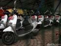 Masa Pakai Baterai Motor Listrik Tembus 3 Tahun