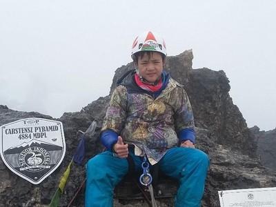 Kenalan dengan Matthew, Pendaki Cilik Seven Summits Indonesia