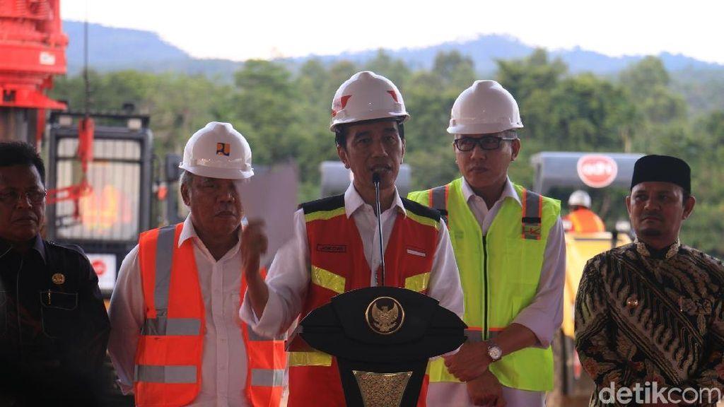 Jokowi Kalah di Aceh, Nasib Proyek Tol Pertamanya Bagaimana?