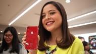 Eits! Tasya Kamila Ikut Antre Beli iPhone XR