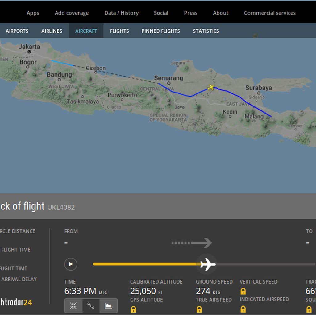 TNI AU Yakin Suara Misterius di Pantura Bukan Pesawat Antonov
