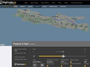 AirNav Benarkan Pesawat Antonov Lintasi Pantura Jumat Dini Hari