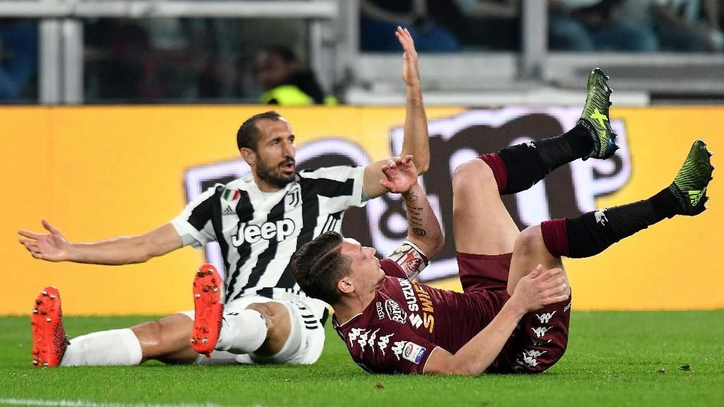 Derby della Mole dan Duel-duel Tim Terluka