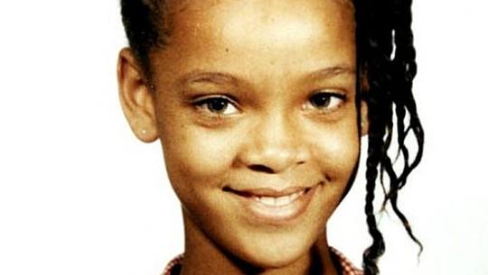 Ini Gadis Kecil yang Mirip Banget sama Rihanna