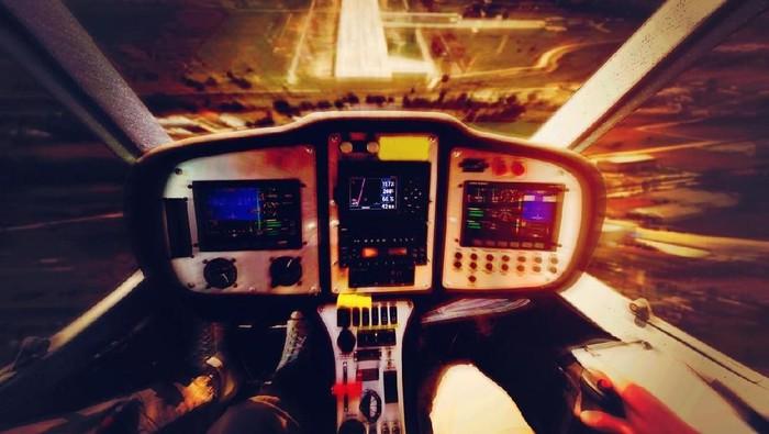 Disorientasi bisa terjadi pada pilot senior sekalipun (Foto: iStock)