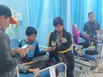 9 Korban Luka Kecelakaan Bus MTsN 1 Boyolali Dirawat di RS Ngawi