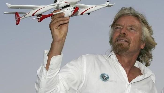 Profil Richard Branson