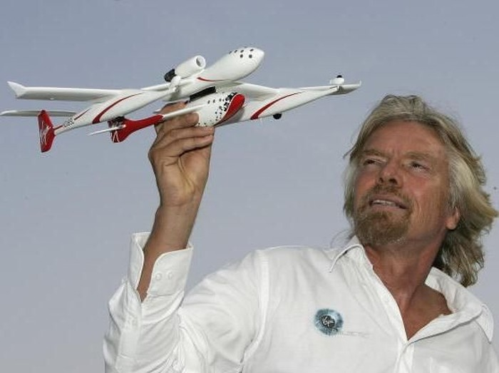 Richard Branson. Foto: Getty Images