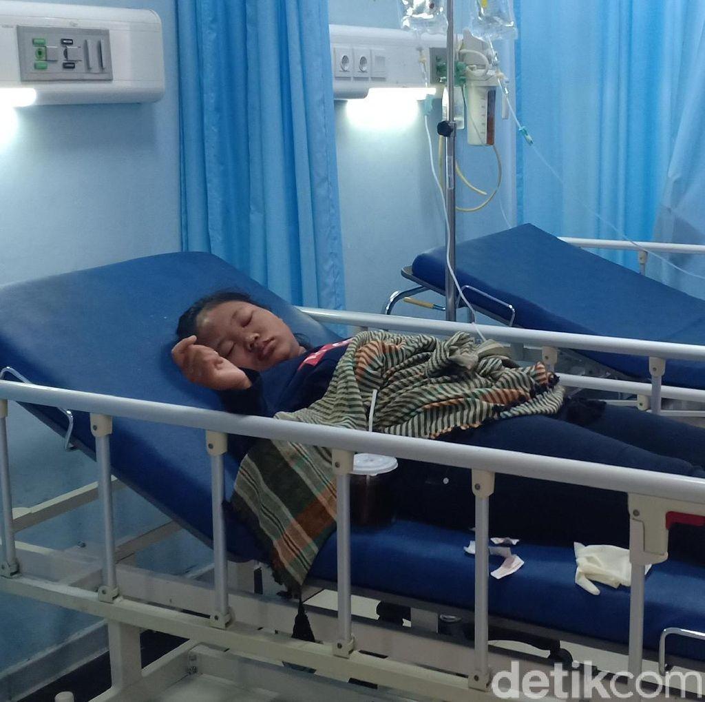 Rombongan MTsN 1 Boyolali Korban Laka di Ngawi Telah Dipulangkan