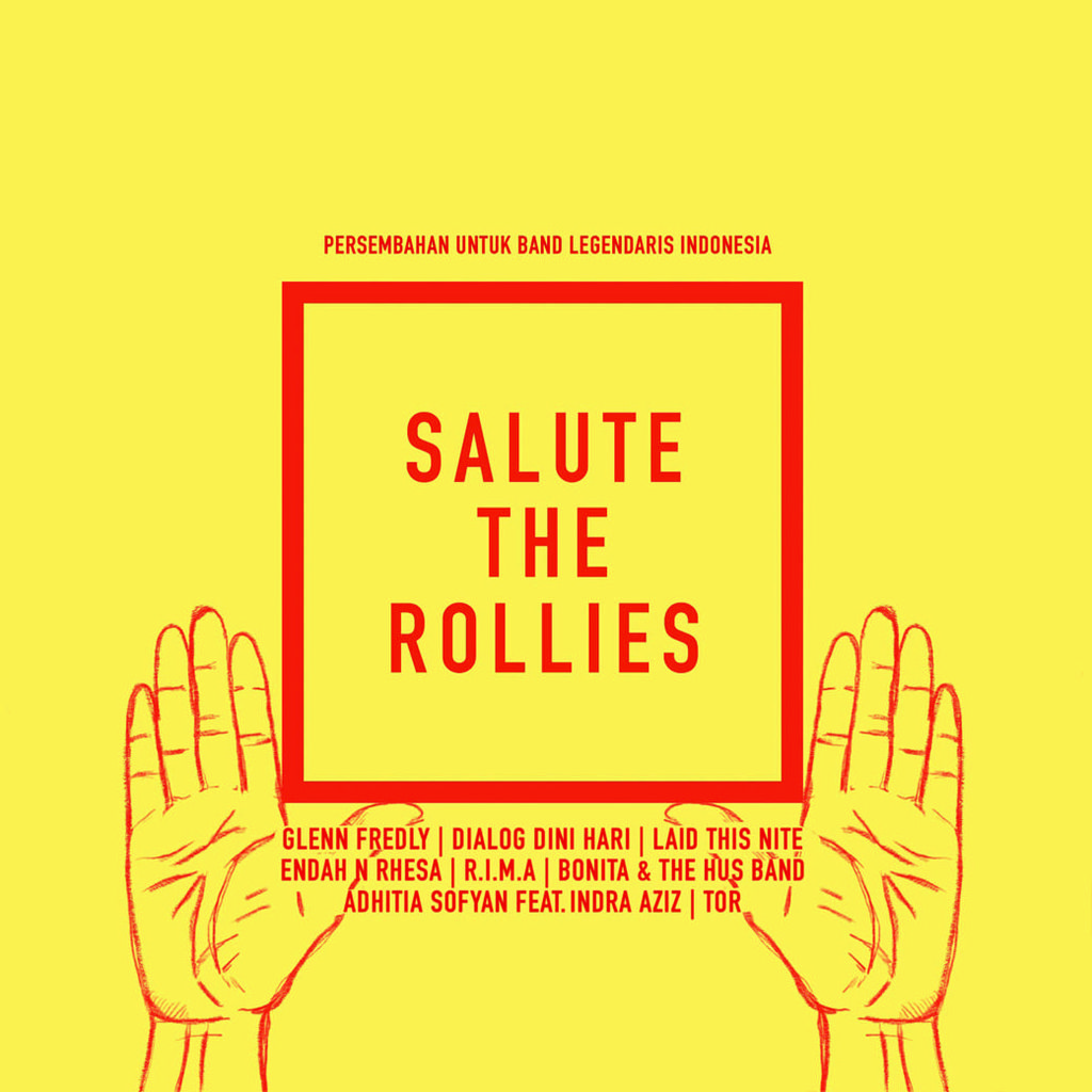 1.000 Keping Album Salute The Rollies Dibagikan Gratis, Mau?