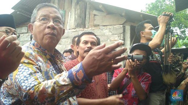 Darmin Respons Kisruh Mendag-Buwas Terkait Impor Jagung