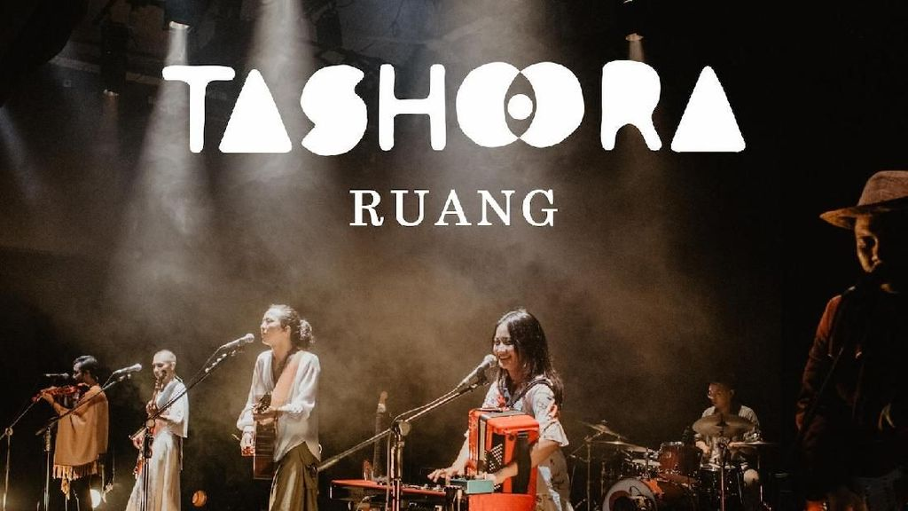 Rekaman Live Hasilkan Ruang Bercerita Tashoora