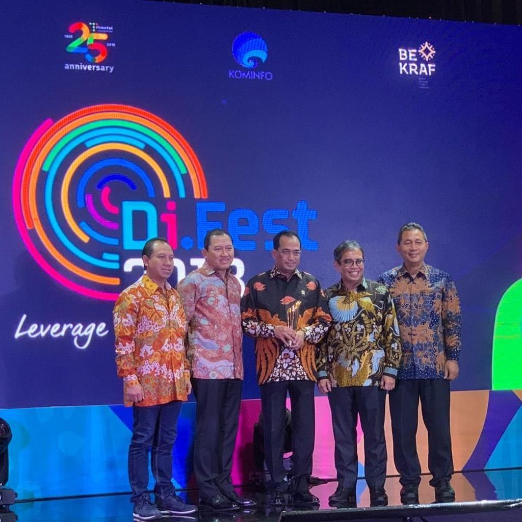 Ultah ke-25, Mastel Gelar Digital Innovation Festival 2018