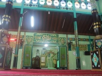 Inilah Masjid Tertua dan Bersejarah di Banjarmasin
