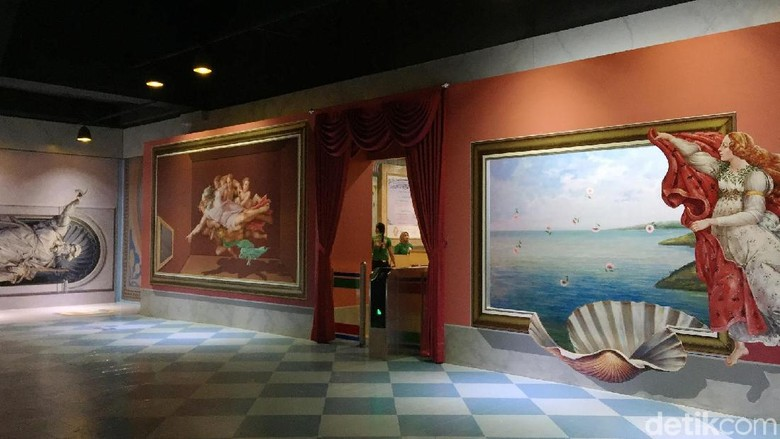 Baru Nih Ada Museum 3d Di Kota Tua Jakarta