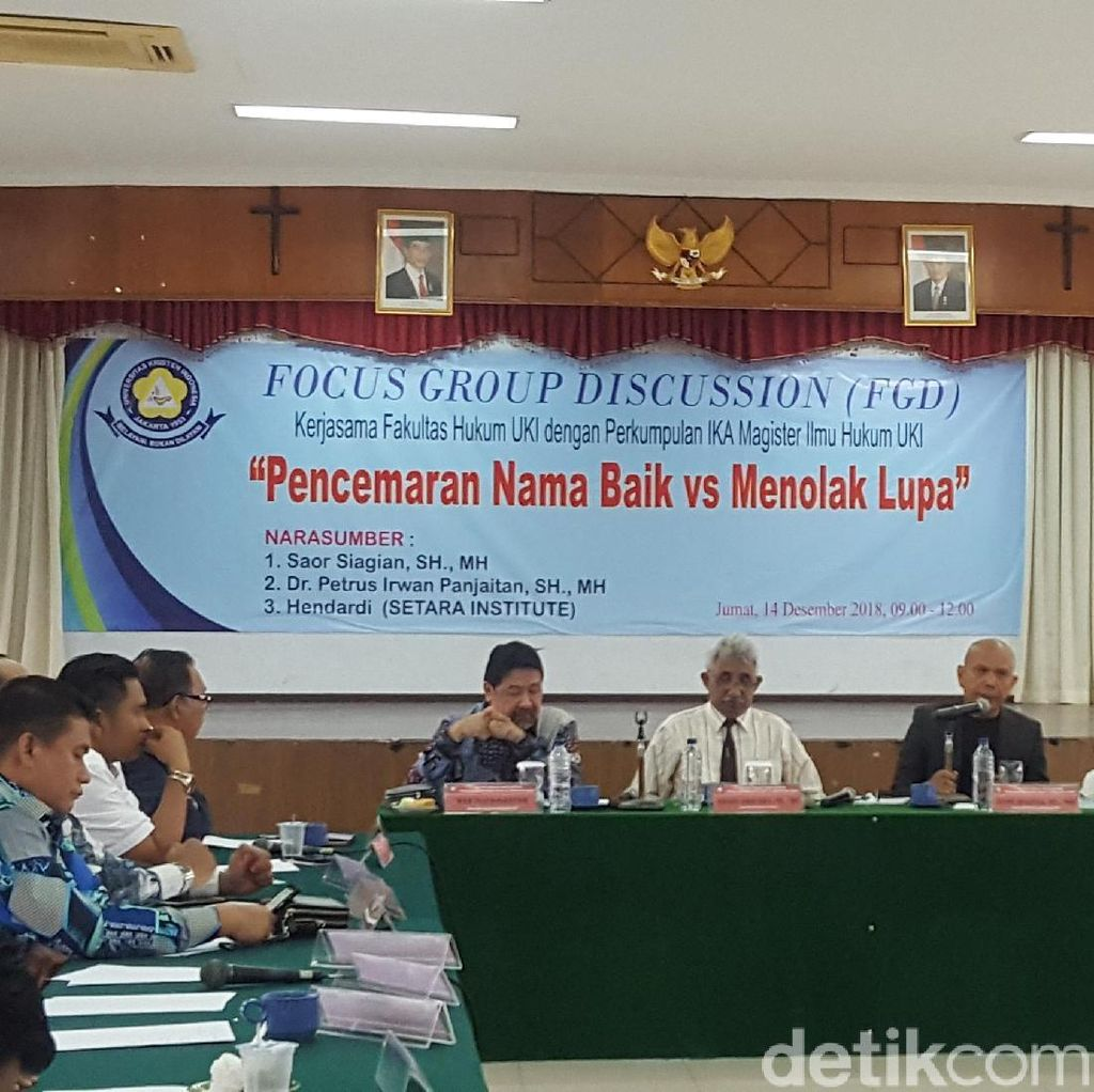 Saor Siagian Bela Pernyataan Basarah Soal Soeharto Guru Korupsi