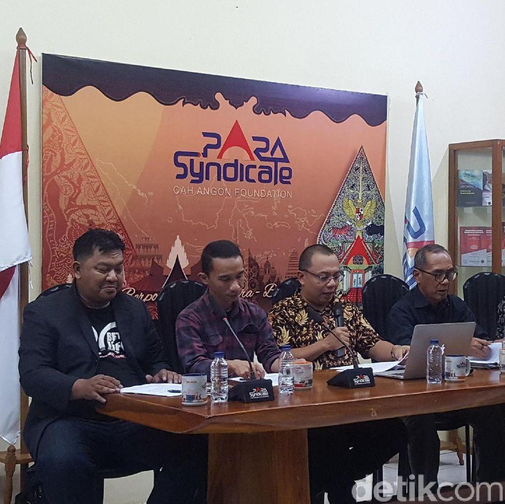 Para Syndicate: Slogan Jokowi Kerja Nyata, Prabowo Imajinasi