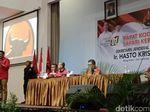 Djarot ke Caleg PDIP Sumut: Lawan Partai Lain Bukan Teman Sendiri