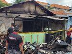 12 Bulan, Kebakaran di Surabaya Capai 824 Kasus